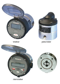 Micropulse Positive Displacement Flowmeters